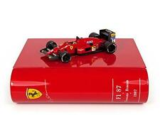 IXO 1/43 1987 Ferrari F1 87 Berger Japanese GP La Storia