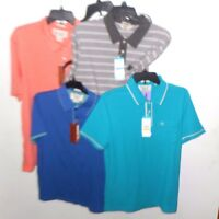 Original Penguin By Munsingwear Casual Polo Shirt Short Sleeve S M L XL 2XL
