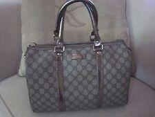 Auth Gucci Boston Bag