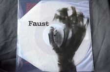 Faust Faust 180g Limited Edition Clear vinyl LP New