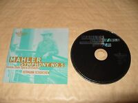 Gustav Mahler - Mahler Symphony No. 5 (2002) cd Near Mint /Mint Condition (L.S.