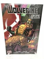 Wolverine Japan's Most Wanted Col #1-13 Marvel Comics HC Hard Cover New Sealed