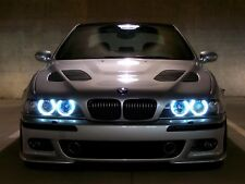 BMW Angel Eyes 6W LED Blanc E82 E88 E39 E60 E61 E63 E64 E65 E66 E83 X3 E53 X5