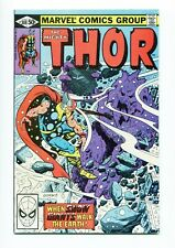 The Mighty Thor, Marvel #308, $0.50, June 1981 - VF