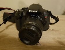 Canon EOS Rebel T4i / 650D 18.0MP Digital SLR Camera 17k SHUTTER COUNTBody ONLY