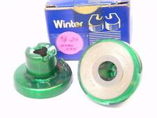 """New Surplus C.J. Winter Machine Thread Rolls 3/8""""-24 Gage .595"""