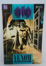 1991 BATMAN LEGENDS OF THE DARK KNIGHT LOT of 5 COMICS THE COMPLETE VENOM STORY
