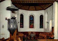 KIRCHEN Motiv-Postkarte Schweiz Kanton Bern Ref. Kirche in ADELBODEN ungelaufen