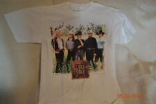 LONESTAR ORIGINAL MEMBERS AUTOGRAPHED SIGNED T-SHIRT ADULT SIZE M