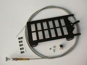 KIT Shutter for Oil Radiator  (for ROTAX 912 ULS, S2, S3 (100 Hp) engine)