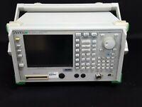 Anritsu_ MS2681A : 9KHz - 3GHz Spectrum Analyzer (2185)