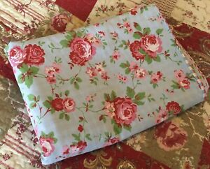 Very Pretty Cath Kidston IKEA ROSALI Rose Single Bed Duvet Quilt Cover
