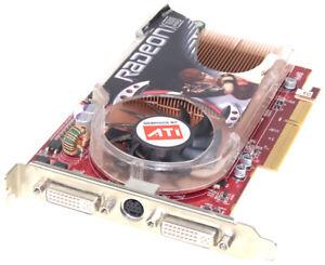 GECUBE ATI RADEON X1600PRO AGP 256MB DDR2 RX1600PGA2