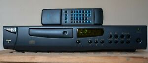 Arcam Alpha 7 CD Player Excellent with Remote Control Power Lead and Manual