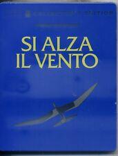 SI ALZA IL VENTO  Steel Book - BLU RAY NUOVO