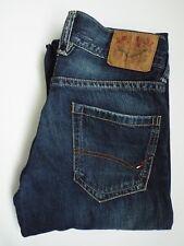 Tommy Hilfiger Wilson Regular Jeans Homme Straight W29 L34 bleu foncé levm 084 #