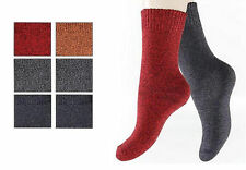 3, 6 oder 12 Paar  Damen Thermo Socken Vollfrottee  Softbund  Wintersocken  1A6