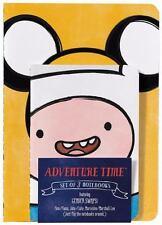 Adventure Time Notebooks: Gender Swap (Set of 3) (Hardback or Cased Book)