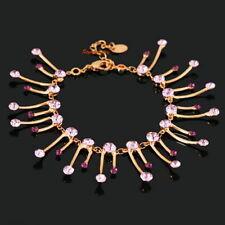 Unbranded Rose Gold Plated Fashion Bracelets