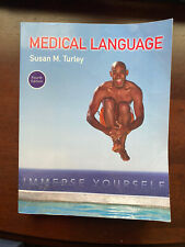 Medical Language: Immerse Yourself Paperback Susan Turley