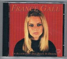 France Gall - En Allemand - Das Beste in Deutsch, 20 Titel / CD Neuware