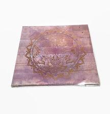 Scrapbook Album Mandala Design In Lavender And Purple Scrapbooking Projects