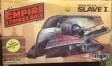 MPC 1982 STAR WARS The Empire Strikes Back Boba Fett's SLAVE I Model