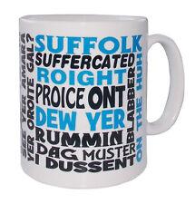 Suffolk Dialect Mug