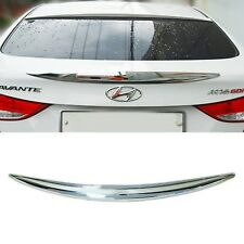 Rear Trunk Chrome Spoiler For HYUNDAI 2011 2012 2013 2014 2015 2016 Elantra MD