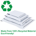 ** 100% Recycled ** Poly Mailers Shipping Envelope Plastic Mailing Bags 2.5 Mil!