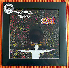 THOMPSON TWINS - SET    Limited Edition  180g Red Vinyl 2LP  RSD 2016     SEALED