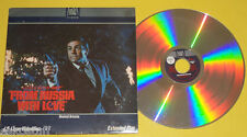James Bond 1982 From Russia With Love Laser Disc! Sean Connery Daniela Bianchi