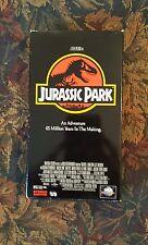 JURASSIC PARK  (VHS) 1993 Steven Spielberg
