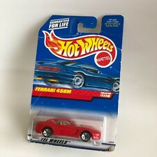 Hot Wheels Mattel Ferrari 456M Collector#1118 Red GB9