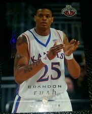 2008-09 UPPER DECK BRANDON RUSH INDIANA PACERS NBA ROOKIE TRADING CARD #229