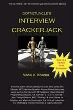 Dotnetuncle's Interview Crackerjack: The Ultimate  NET Interview Question-A...