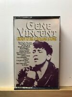 Born To Be A Rolling Stone by Gene Vincent (Cassette Masters) Netherlands Import