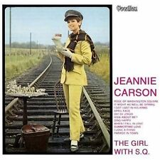 JEANNIE CARSON - THE GIRL WITH S.Q.on CD