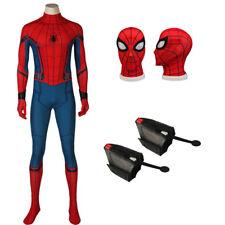 Superhero Spider-Man Homecoming Cosplay Costume