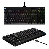 Logitech G PRO Mechanical Gaming Keyboard US Gaming