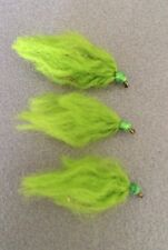 BWCflies Cabbage Weed Fly For Luderick and Blackfish 3 per packet