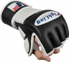 Fighting Sports MMA Grappling Training Gloves White/black Regular