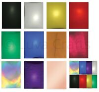 Hunkydory Crafts Mirri Mirror Luxury Card 270 gsm - Pack of 8 x A4 Sheets