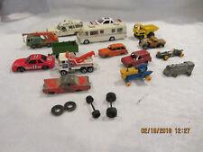 Lot 15 Various Diecast Toy Cars, Trucks
