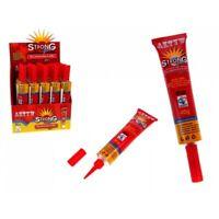 Colle Extra Forte Glue Super Polyvalente Grand Format 40G Séchage Rapide