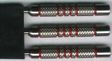 """""""War Dogs"""" 21 gram Steel Tip Darts 80% Tungsten: 1 set: With Accessories"""