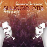Shuggie Otis - Inspiration Information/ Wings Of Love [CD]