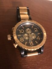 Nixon 51-30 Chronograph A083595 Wrist Watch for Men