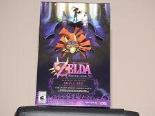 Legend of Zelda Majora's Mask 3D Limited Edition Skull Kid figure AUTHENTIC MINT