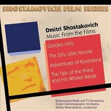 NEW - Shostakovich Film Series 5 by SHOSTAKOVICH,DIMITRI